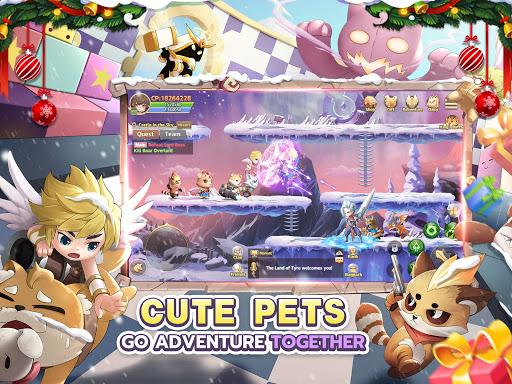 ud83cudf84Rainbow Storyud83cudf84: Fantasy MMORPG 1.2.8.43 screenshots 8