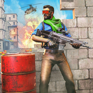 Cover Hunter Game: Counter Terrorist Strike War