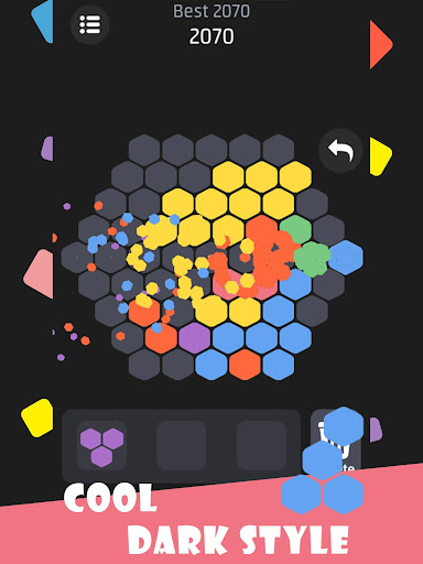 Hex Puzzle - Super fun apkmr screenshots 8