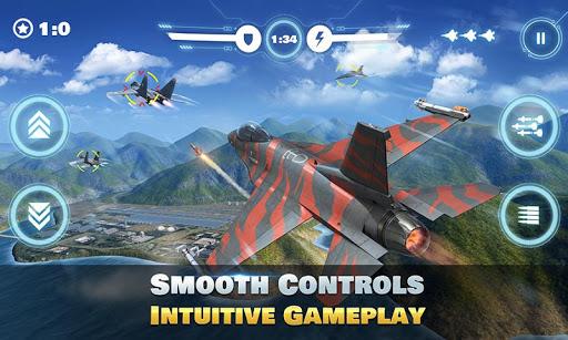 Over G: Modern Air Combat screenshots 3