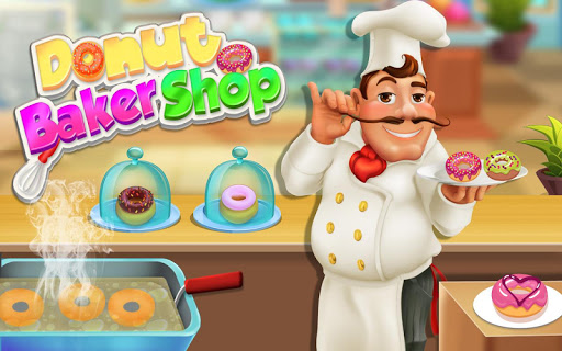 Donuts Factory Game : Donuts Cooking Game 1.0.3 screenshots 10