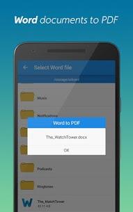 PDF Converter Pro & PDF Editor [PAID] 2