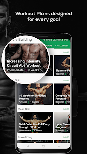 Fitvate – Home & Gym Workout Trainer Fitness Plans 2