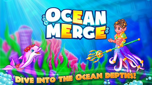 Ocean Merge screenshots 1