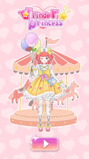 Vlinder Princess - Dress Up Party, Avatar Fairy 1.1.0 screenshots 1