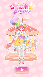 Vlinder Princess MOD (All Costumes Available) 3