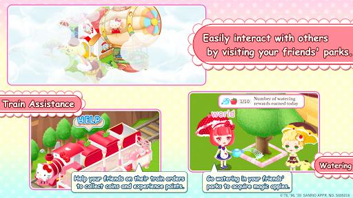 Hello Kitty World 2 Sanrio Kawaii Theme Park Game 4.0.1 screenshots 5