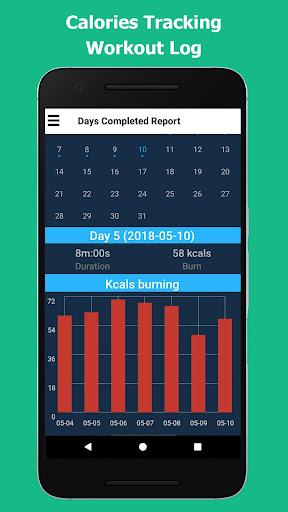 Strong Legs in 30 Days - Legs Workout 1.1.7 Screenshots 10