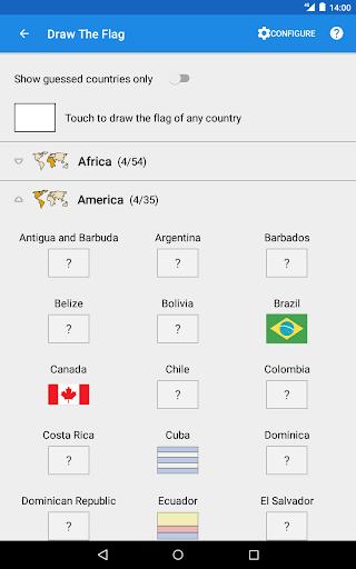 Draw The Flag  screenshots 10