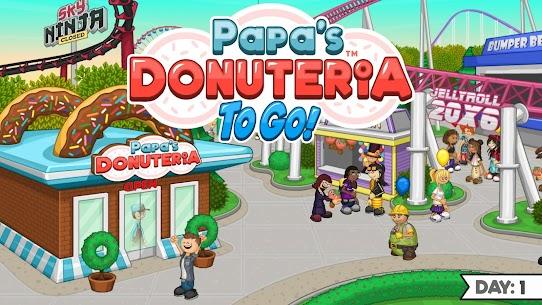 Papa' s Donuteria To Go! Apk 1