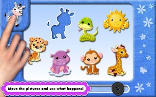 Animated Puzzle Game - Animals by Abby Monkey Lite