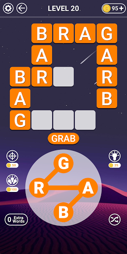 Word Connect - Best Free Offline Word Games android2mod screenshots 3