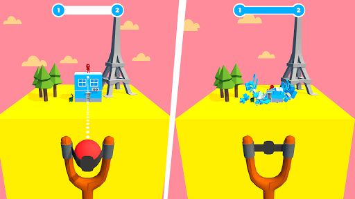 Slingshot Smash: Shooting Range  screenshots 7