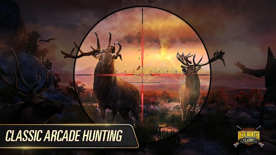 Download Deer Hunter Classic MOD APK [Unlimited Money/Ammo] 4