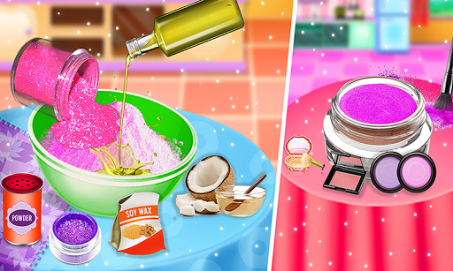 Makeup kit - Homemade makeup games for girls 2020 1.0.15 screenshots 4