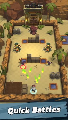 Zombero: Archero Hero Shooter 1.8.0 screenshots 21