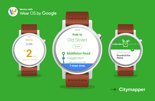 Citymapper: Directions For All Your Transportation android2mod screenshots 9
