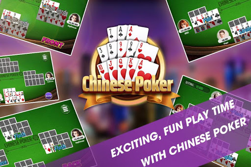 Chinese Poker 1.03 screenshots 2