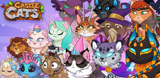 Castle Cats - Idle Hero RPG APK 0