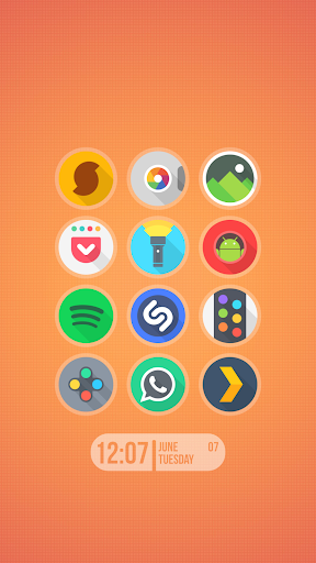 Download APK: AROUND – ICON PACK v2.0.5 [Patched]