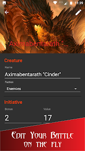 Initiative Tracker for D&D for PC – Windows 7, 8, 10 – Free Download 2