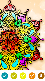Paint By Number For Adults Coloring Book