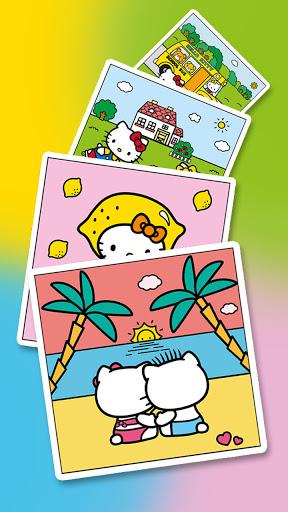 Hello Kitty Coloring Book  screenshots 2