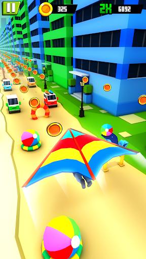 KIDDY RUN - Blocky 3D Running Games & Fun Games 1.04 screenshots 8