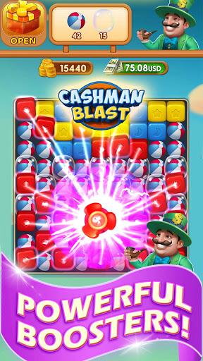 Cashman Blast  screenshots 2