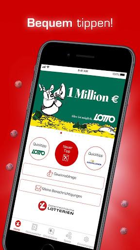 Lotterien App screenshots 1