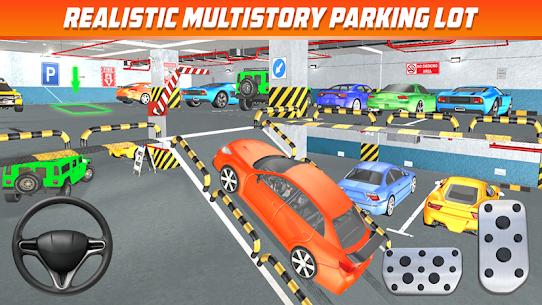 Multi Storey Car Parking Games: Car Games 2020 5