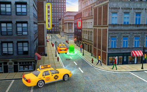 New Taxi Driving Games 2020 u2013 Real Taxi Driver 3d  screenshots 8