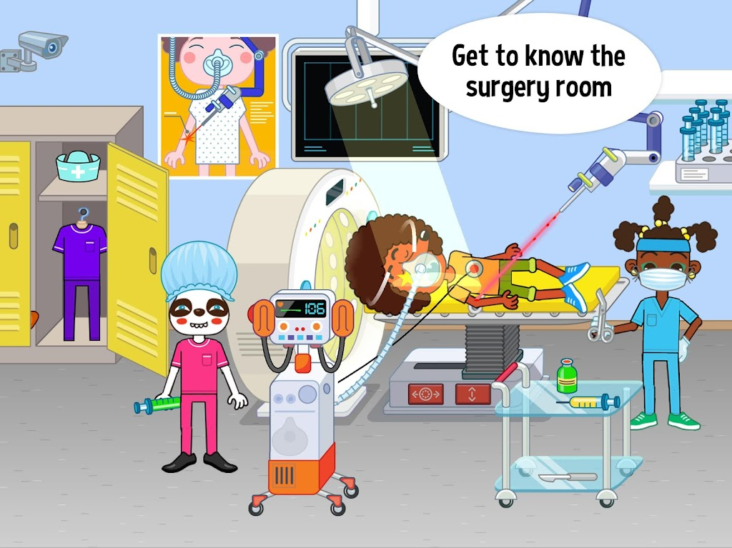 Pepi Hospital: Learn & Care  poster 6