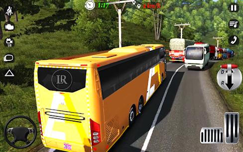 Modern Otobüs Oyunu: Otobüs park etme 2020 Full Apk İndir 4