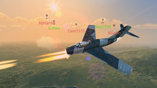 Warplanes: Online Combat Mod Apk 1.3.1 (Unlimited Gold) 6