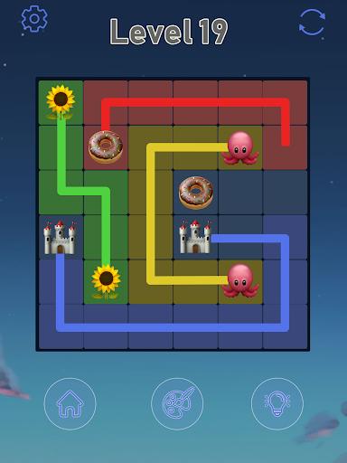 Connect Emoji Puzzle apkdebit screenshots 20