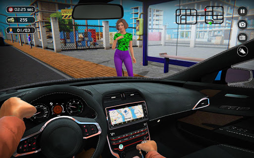 New York Taxi Simulator 2020 - Taxi Driving Game 2.3 Screenshots 7