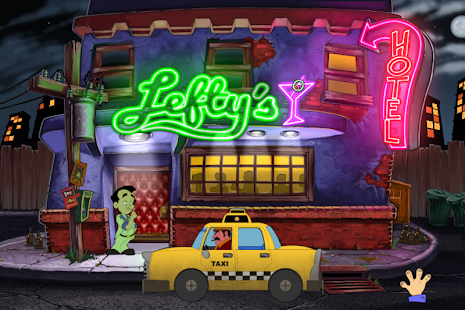 Leisure Suit Larry: Reloaded Screenshot