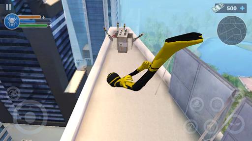 Spider Stickman Rope: Vegas Crime City Hero 1.0.25 screenshots 7