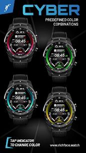Cyber Watch Face 2