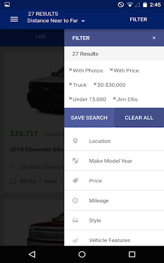 autotrader - shop used cars for sale near you screenshot 3
