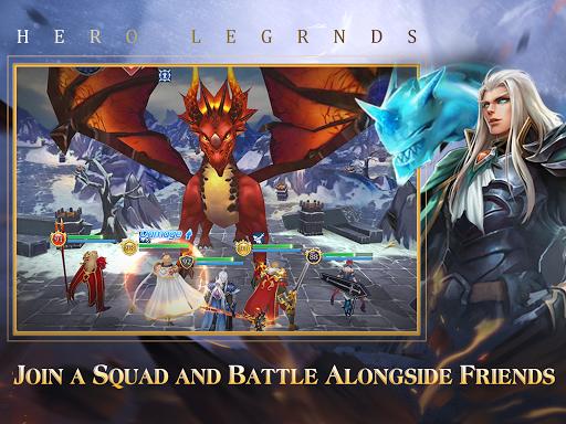 Hero Legends: Summoners Glory  screenshots 9
