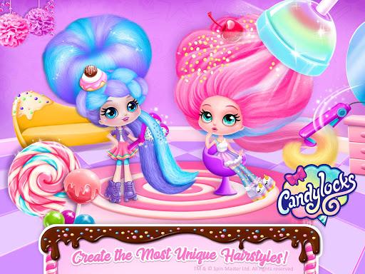 Candylocks Hair Salon - Style Cotton Candy Hair  Screenshots 11