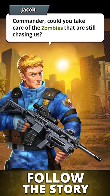 Puzzle Combat: Match-3 RPG poster 4