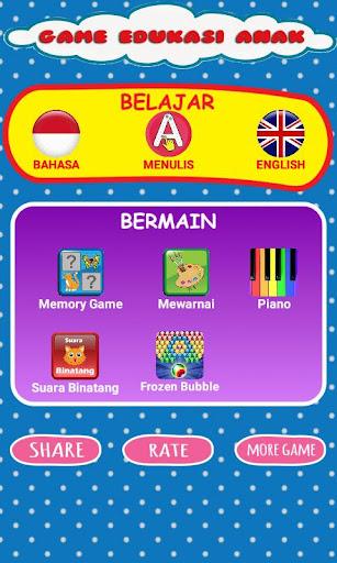 Game Edukasi Anak Lengkap  screenshots 16