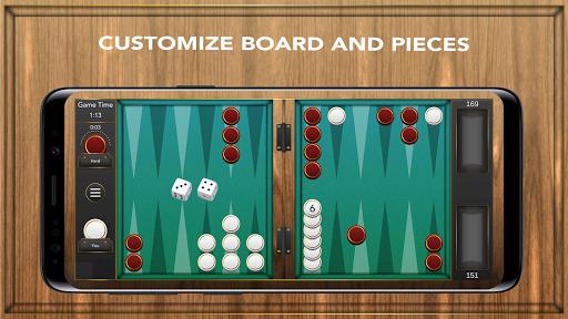 Backgammon Classic Free 1.0.16 screenshots 5