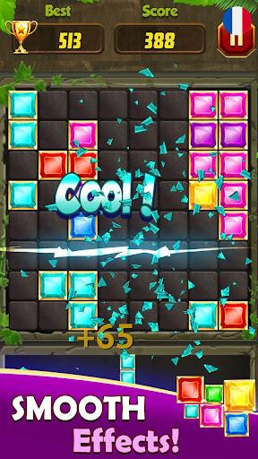 Code Triche Block Puzzle Game: Puzzle En Bois, Woodoku (Astuce) APK MOD screenshots 3