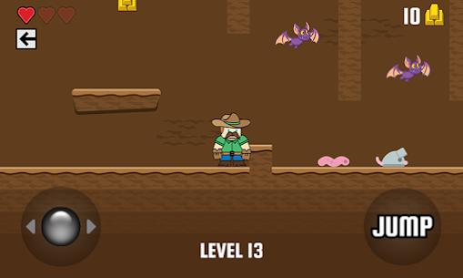 Cowboy Gold Round-Up Platformer Free Game Hack & Cheats 5