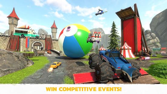 Crash Drive 3: Multiplayer Car Stunting Sandbox!