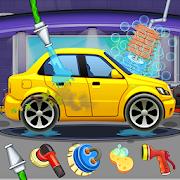 Car Wash Salon Workshop Station